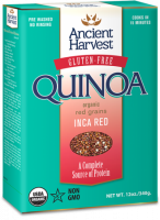 Specialty Sections - Ancient Harvest - Ancient Harvest Inca Red Quinoa 12 oz (6 Pack)
