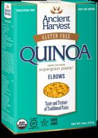 Ancient Harvest Quinoa Pasta Elbows 8 oz (6 Pack)