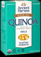 Ancient Harvest Quinoa Pasta Shells 8 oz (6 Pack)