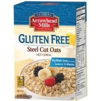 Specialty Sections - Arrowhead Mills - Arrowhead Mills Gluten Free Steel Cut Oats Hot Cereal 24 oz