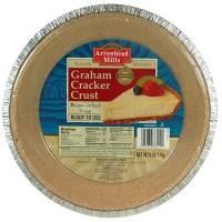 "Grocery - Cookies & Sweets - Arrowhead Mills - Arrowhead Mills Graham Cracker Pie Crust 9"""