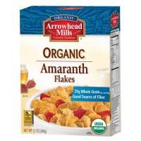 Grocery - Cereals - Arrowhead Mills - Arrowhead Mills Organic Amaranth Flakes Cereal 12 oz