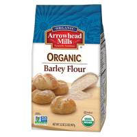 Grocery - Flour - Arrowhead Mills - Arrowhead Mills Organic Barley Flour 24 oz