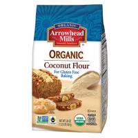 Gluten Free - Flour - Arrowhead Mills - Arrowhead Mills Organic Coconut Flour 20 oz