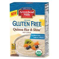 Specialty Sections - Arrowhead Mills - Arrowhead Mills Organic Gluten Free Quinoa Rice and Shine 14 oz