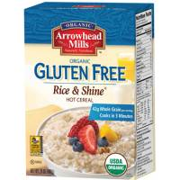 Specialty Sections - Arrowhead Mills - Arrowhead Mills Organic Gluten Free Rice and Shine Hot Cereal 24 oz