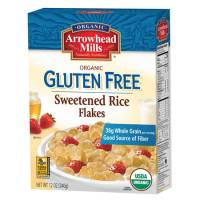 Specialty Sections - Arrowhead Mills - Arrowhead Mills Organic Gluten Free Sweetened Rice Flakes 12 oz