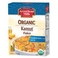 Grocery - Cereals - Arrowhead Mills - Arrowhead Mills Organic Kamut Flakes Cereal 12 oz