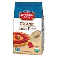 Grocery - Flour - Arrowhead Mills - Arrowhead Mills Organic Pastry Flour 32 oz