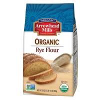 Grocery - Flour - Arrowhead Mills - Arrowhead Mills Organic Rye Flour 30 oz