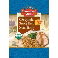 Grocery - Baking Mixes & Extracts - Arrowhead Mills - Arrowhead Mills Organic Savory Herb Stuffing Mix 10 oz