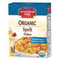 Grocery - Cereals - Arrowhead Mills - Arrowhead Mills Organic Spelt Flakes Cereal 12 oz