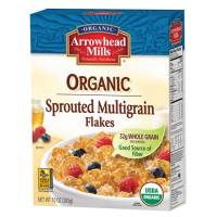 Grocery - Cereals - Arrowhead Mills - Arrowhead Mills Organic Sprouted Multigrain Flakes 10 oz