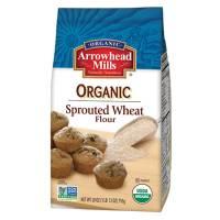 Grocery - Flour - Arrowhead Mills - Arrowhead Mills Organic Sprouted Wheat Flour 28 oz