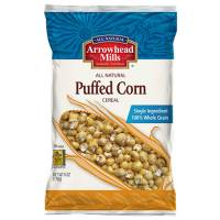 Grocery - Cereals - Arrowhead Mills - Arrowhead Mills Puffed Corn Cereal 6 oz