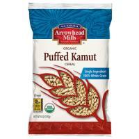 Grocery - Cereals - Arrowhead Mills - Arrowhead Mills Puffed Kamut Cereal 6 oz