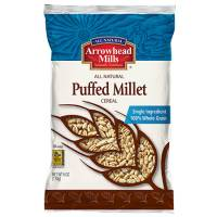 Grocery - Cereals - Arrowhead Mills - Arrowhead Mills Puffed Millet Cereal 6 oz