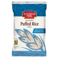 Grocery - Cereals - Arrowhead Mills - Arrowhead Mills Puffed Rice Cereal 6 oz