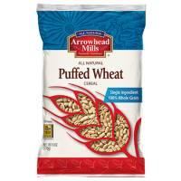 Grocery - Cereals - Arrowhead Mills - Arrowhead Mills Puffed Wheat Cereal 6 oz