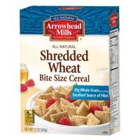 Grocery - Cereals - Arrowhead Mills - Arrowhead Mills Shredded Wheat Cereal 12 oz