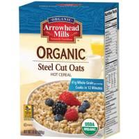 Grocery - Cereals - Arrowhead Mills - Arrowhead Mills Steel Cut Oats Hot Cereal 24 oz