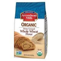 Grocery - Flour - Arrowhead Mills - Arrowhead Mills Stone Ground Whole Wheat Flour 32 oz