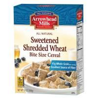 Grocery - Cereals - Arrowhead Mills - Arrowhead Mills Sweetened Shredded Wheat Cereal 13 oz