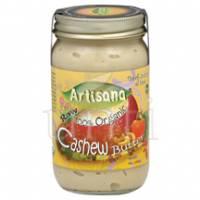 Grocery - Nuts & Seed Butters - Artisana - Artisana Raw Cashew Butter 14 oz