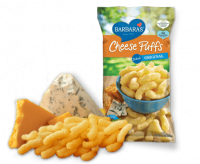 Grocery - Chips - Barbara's Bakery - Barbara's Bakery Cheese Puffs Baked Light 5.5 oz (12 Pack)