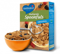 Grocery - Cereals - Barbara's Bakery - Barbara's Bakery Multigrain Spoonfuls Cereal 14 oz (12 Pack)