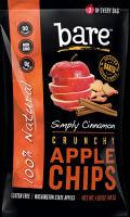 Bare Fruit Cinnamon Apple Chips 48g (6 Pack)