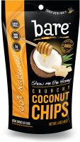Grocery - Cookies & Sweets - Bare Fruit - Bare Fruit Show Me The Honey Coconut Chips 40g (6 Pack)