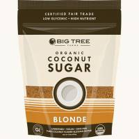 Specialty Sections - Non-GMO - Big Tree Farms - Big Tree Farms Organic Coconut Palm Sugar Blonde (6 Pack)