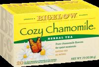 Teas & Grain Coffee - Tea - Bigelow Tea - Bigelow Tea Cozy Chamomile Herbal Tea 20 Bags