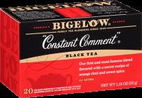 Teas & Grain Coffee - Tea - Bigelow Tea - Bigelow Tea Constant Comment Black Tea - 20 Bags