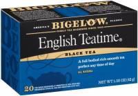 Bigelow Tea English Teatime Tea 20 Bags