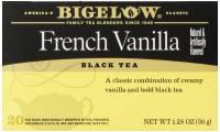 Teas & Grain Coffee - Tea - Bigelow Tea - Bigelow Tea French Vanilla Tea 20 Bags