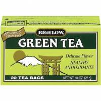 Teas & Grain Coffee - Tea - Bigelow Tea - Bigelow Tea Green Tea 20 Bags