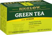 Bigelow Tea - Bigelow Tea Green Tea with Lemon 20 Bags