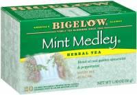 Bigelow Tea - Bigelow Tea Mint Medley Herb Tea 20 Bags
