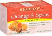 Bigelow Tea - Bigelow Tea Orange & Spice Herb Tea 20 Bags