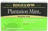 Bigelow Tea - Bigelow Tea Plantation Mint Tea 20 Bags