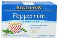 Bigelow Tea - Bigelow Tea Purely Peppermint Tea 20 Bags