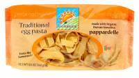 Grocery - Noodles & Pastas - Bionaturae - Bionaturae Organic Durum Semolina Egg Pappardelle 8.8 oz (12 Pack)