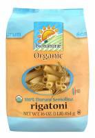 Grocery - Noodles & Pastas - Bionaturae - Bionaturae Organic Durum Semolina Rigatoni 16 oz (12 Pack)