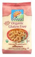 Grocery - Noodles & Pastas - Bionaturae - Bionaturae Organic Gluten Free Elbows 12 oz (12 Pack)
