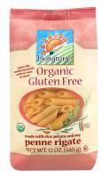 Grocery - Noodles & Pastas - Bionaturae - Bionaturae Organic Gluten Free Penne Rigate 12 oz (12 Pack)
