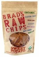 Grocery - Chips - Brad's Raw Foods - Brad's Raw Foods Brad's Raw Chips Sweet Potato 3 oz (12 Pack)