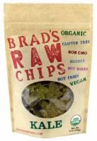 Gluten Free - Nutrition Bars & Snacks - Brad's Raw Foods - Brad's Raw Foods Brad's Raw Kale Chips 3 oz (12 Pack)
