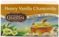 Gluten Free - Tea & Grain Coffee - Celestial Seasonings - Celestial Seasonings Honey Vanilla Chamomile Herbal Tea - 20 Bags